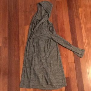 Tall Gray Cardigan forever21